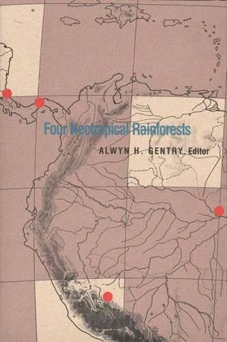 Four Neotropical Rainforests (Paperback)