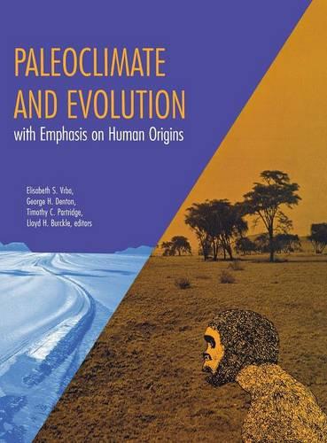Paleoclimate and Evolution, with Emphasis on Human Origins (Hardback)