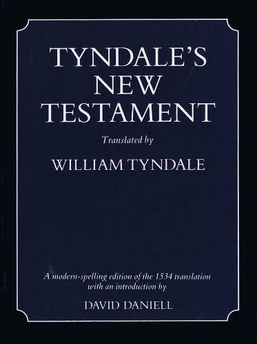 Tyndale's New Testament (Paperback)