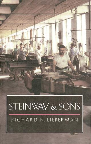 Steinway and Sons (Paperback)