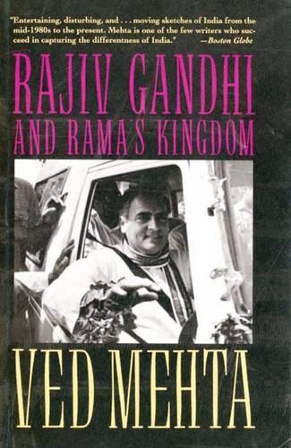 Rajiv Gandhi and Rama's Kingdom (Paperback)