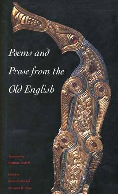 Poems and Prose from the Old English (Paperback)