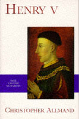 Henry V - The English Monarchs Series (Paperback)