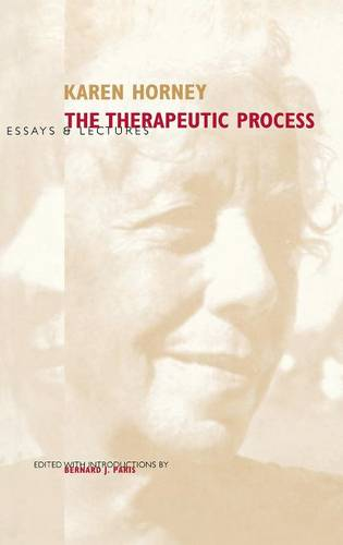 The Therapeutic Process: Essays and Lectures (Hardback)