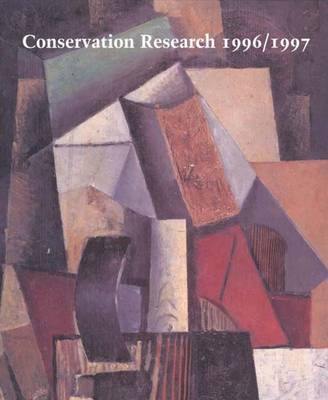 Conservation Research 1996/1997 - Studies in the History of Art Series (Hardback)