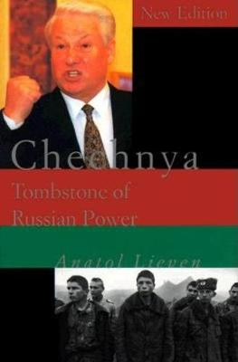 Chechnya: Tombstone of Russian Power (Paperback)