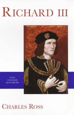 Richard III - The English Monarchs Series (Paperback)