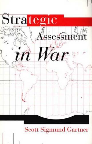 Strategic Assessment in War (Paperback)