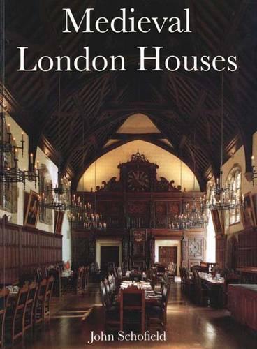 Medieval London Houses (Paperback)