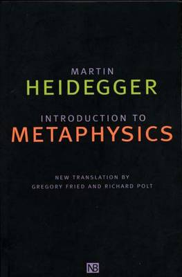 Introduction to Metaphysics - Yale Nota Bene (Paperback)