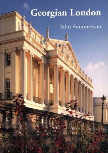 Georgian London - The Paul Mellon Centre for Studies in British Art (Paperback)