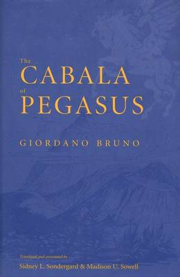 The Cabala of Pegasus (Hardback)