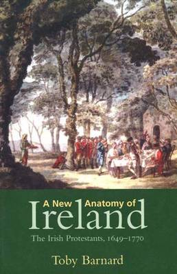 A New Anatomy of Ireland: The Irish Protestants, 1649-1770 (Paperback)
