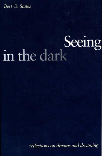 Seeing in the Dark: Reflections on Dreams and Dreaming (Paperback)