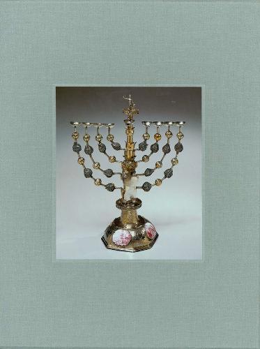 Five Centuries of Hanukkah Lamps from The Jewish Museum: A Catalogue Raisonne (Hardback)