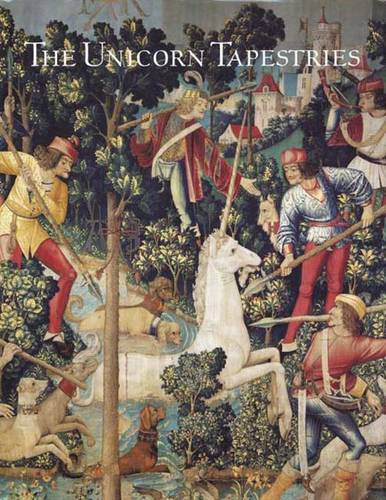 The Unicorn Tapestries in The Metropolitan Museum of Art - Metropolitan Museum of Art Series (Paperback)