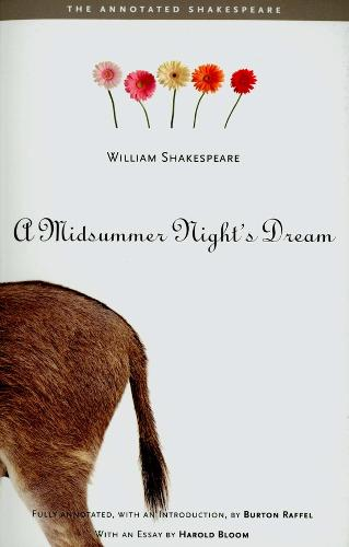 A Midsummer Night's Dream - The Annotated Shakespeare (Paperback)