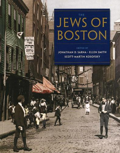 The Jews of Boston (Paperback)