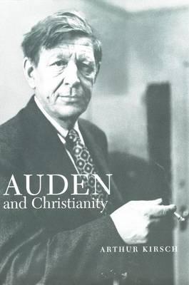 Auden and Christianity (Hardback)