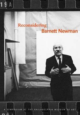Reconsidering Barnett Newman (Paperback)