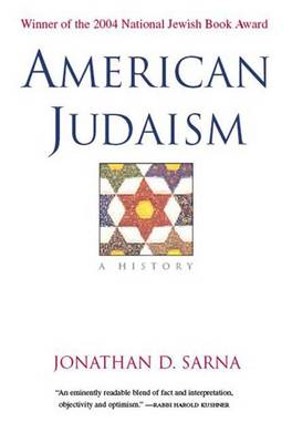 American Judaism: A History (Paperback)