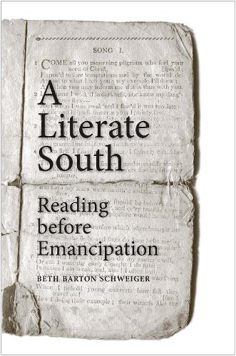 A Literate South: Reading before Emancipation (Hardback)