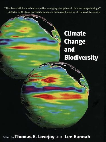 Climate Change and Biodiversity (Paperback)