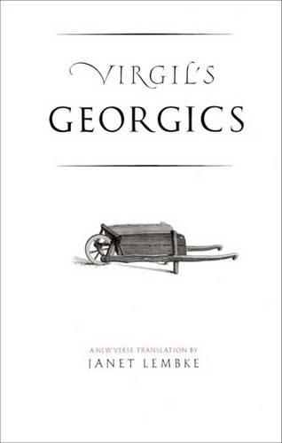Virgil's Georgics - The Yale New Classics Series (Paperback)