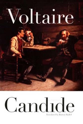 Candide: or Optimism (Paperback)
