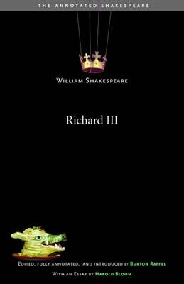 Richard III - The Annotated Shakespeare (Paperback)