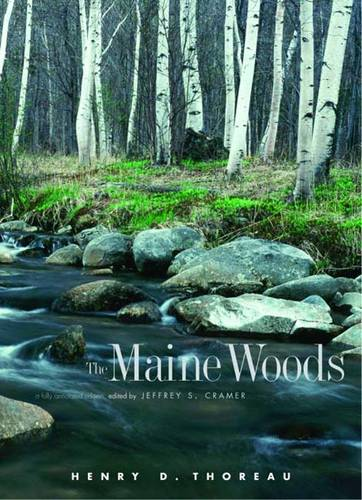 The Maine Woods: A Fully Annotated Edition (Hardback)