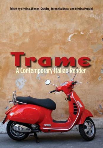 Trame: A Contemporary Italian Reader (Paperback)