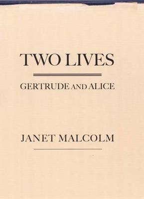 Two Lives: Gertrude and Alice (Hardback)