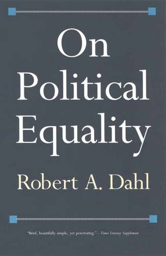 On Political Equality (Paperback)
