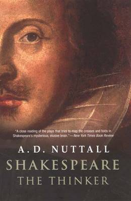 Shakespeare the Thinker (Paperback)