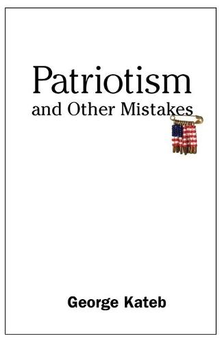 Patriotism and Other Mistakes (Paperback)
