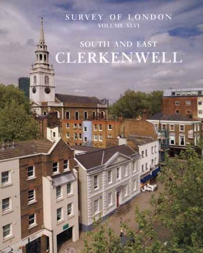 South and East Clerkenwell: Volume 46 (Hardback)