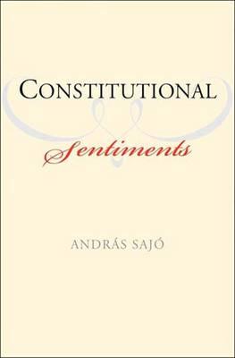 Constitutional Sentiments (Hardback)