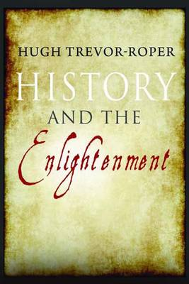 History and the Enlightenment (Hardback)
