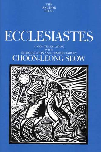 Ecclesiastes - The Anchor Yale Bible Commentaries (Hardback)