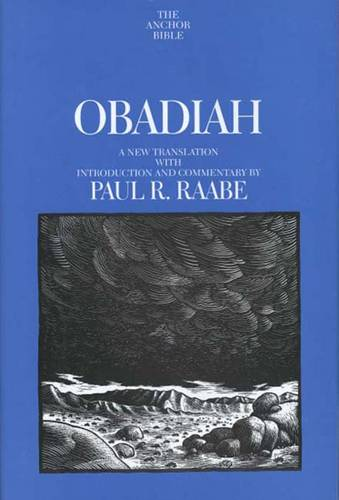 Obadiah - The Anchor Yale Bible Commentaries (Hardback)