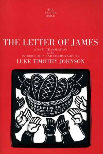 The Letter of James - The Anchor Yale Bible Commentaries (Paperback)