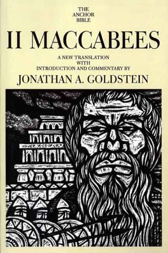 II Maccabees - The Anchor Yale Bible Commentaries (Paperback)