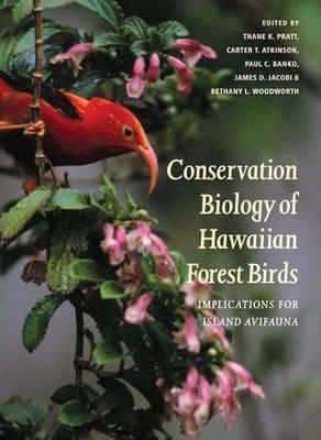 Conservation Biology of Hawaiian Forest Birds: Implications for Island Avifauna (Hardback)