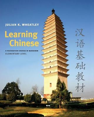 Learning Chinese: A Foundation Course in Mandarin, Elementary Level (Paperback)