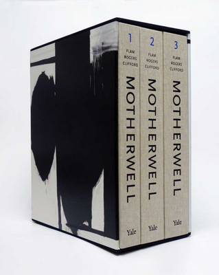 Robert Motherwell Paintings and Collages: A Catalogue Raisonne 1941-1991 (Hardback)