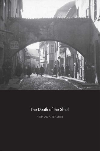 The Death of the Shtetl (Paperback)