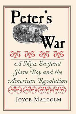 Peter's War: A New England Slave Boy and the American Revolution (Paperback)