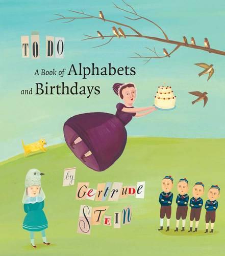 To Do: A Book of Alphabets and Birthdays (Hardback)