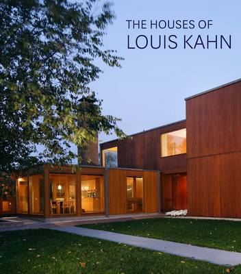 The Houses of Louis Kahn (Hardback)